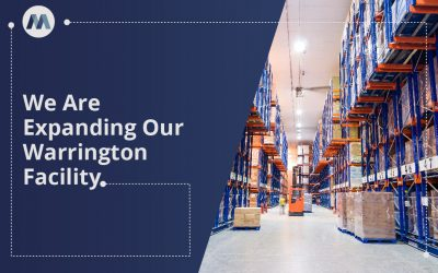 Magnavale Announce Construction of a Significant Expansion to their Warrington Cold Store.
