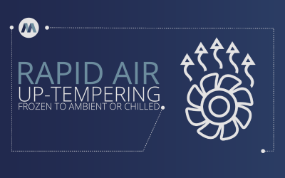 Rapid Air Up-Tempering